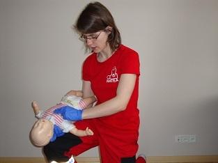 Kurs pediatryczny pierwszej pomocy - Gdańsk, Gdynia, Sopot
